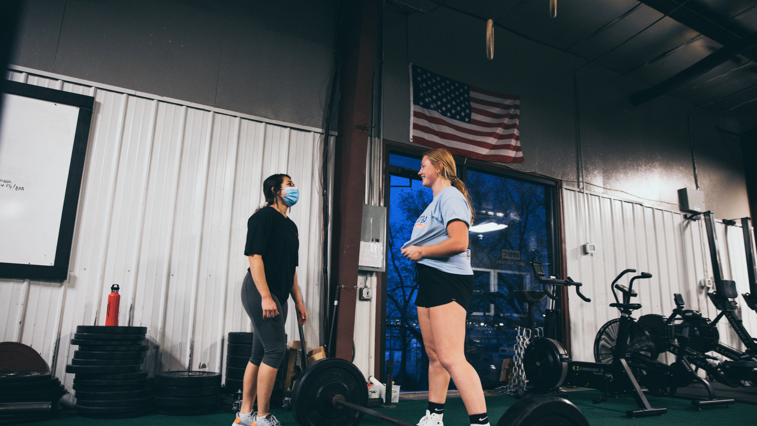 Google Rich results for BMFC Powerlifting Class